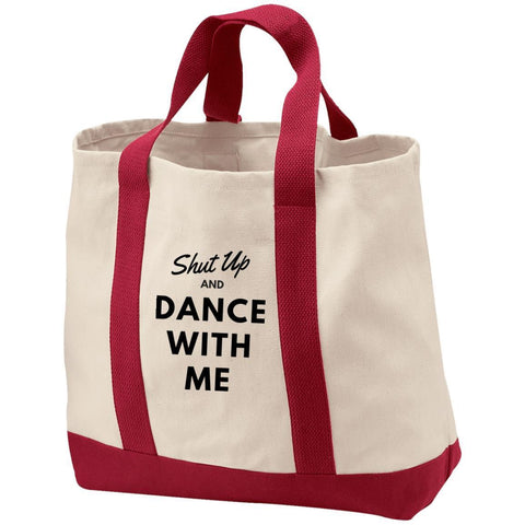 "Custom Bags - ""Shut Up And Dance With Me"""