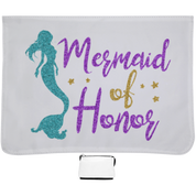 Mermaid Of Honor Large Shoulder Bag