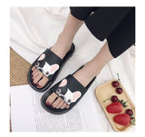 Dog Slippers French Bulldog - Slippers - Rebel Style Shop