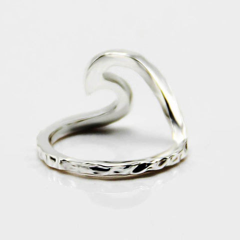 Wave Ring - Rebel Style Shop - 2