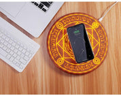 10W Magic Array Wireless Phone Charger - wireless phone charger - Rebel Style Shop