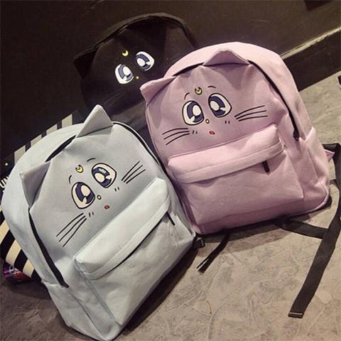 Sailor Moon Kawaii Backpack - Rebel Style Shop - 1