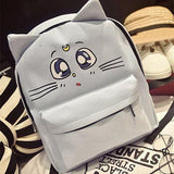 Sailor Moon Kawaii Backpack - Rebel Style Shop - 3
