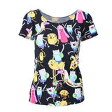Adventure Time T-Shirt - Rebel Style Shop - 1