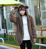 Bear Ear Hoodie - Sweatshirt - Rebel Style Shop