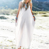 Boho Sexyback Maxi Dress - Rebel Style Shop - 2
