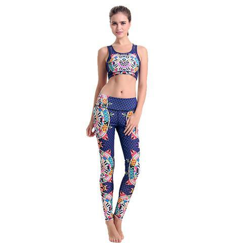 Boho Yoga Set - Rebel Style Shop - 1