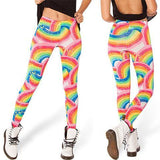 Kawaii Rainbow Leggings - Rebel Style Shop - 2