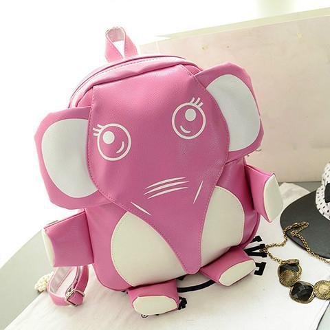 Kawaii Elephant Backpack - Rebel Style Shop - 1