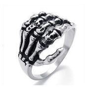 Until Death Does Us Part Ring - Ring - Rebel Style Shop