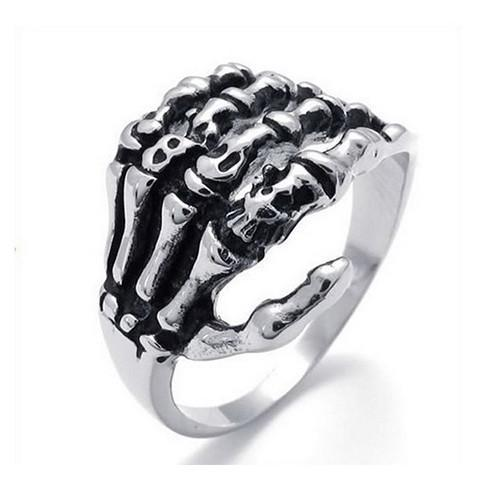 Until Death Does Us Part Ring - Rebel Style Shop - 2