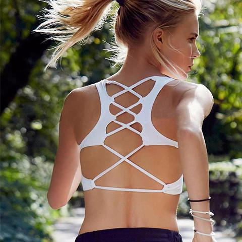 Sexy Sports Bra - Activewear - Rebel Style Shop