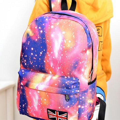 Japanese Galaxy Backpack - Rebel Style Shop - 1