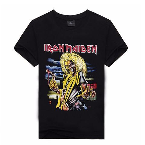 Iron Maiden Shirt - Rebel Style Shop - 1