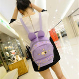 Kawaii Bunny Backpack - Rebel Style Shop - 3