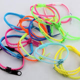 Kawaii Zipper Bracelet (Set of 10) - Rebel Style Shop - 3