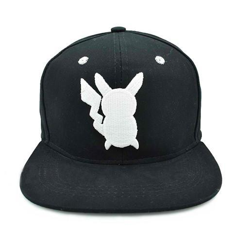 Harajuku Pikachu Pokemon Cap - Rebel Style Shop - 1