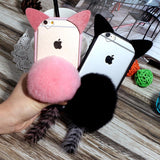 Cute Cat Tail Silicone Case (iPhone) - Rebel Style Shop - 2