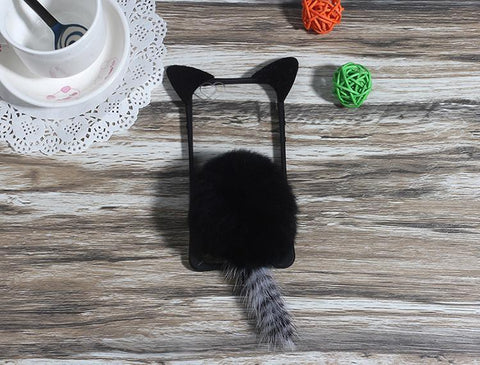 Cute Cat Tail Silicone Case (iPhone) - Rebel Style Shop - 4