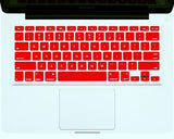 Silicone Keyboard Skin Cover Shield for Macbook - Rebel Style Shop - 12