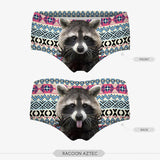 Cute Print Underwear (Cats, Lions, Unicorns, & More) - Rebel Style Shop - 7