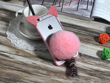 Cute Cat Tail Silicone Case (iPhone) - Rebel Style Shop - 3