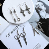 Punk Rock Fashion Grunge Earrings