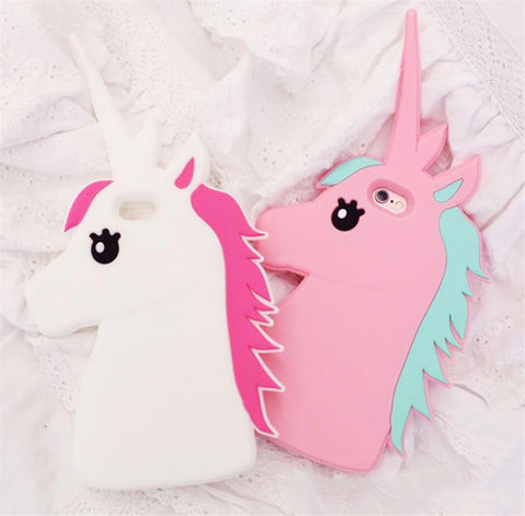 Unicorn Phone Case Cover For iPhone - Cell Phone Case - Rebel Style Shop