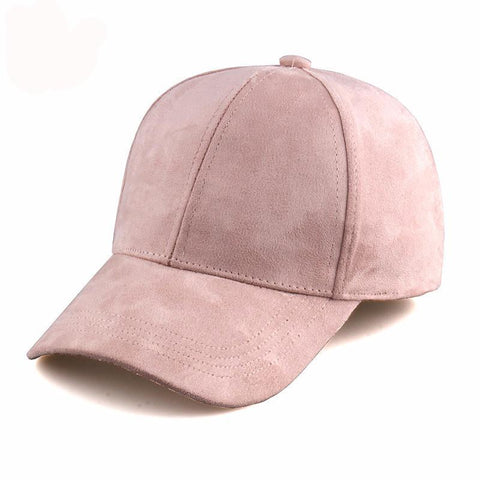 Suede Baseball Caps - Rebel Style Shop - 1