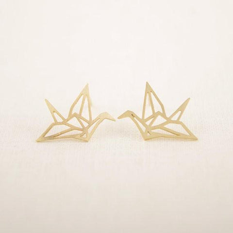 Crane Earrings - Earrings - Rebel Style Shop
