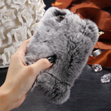 Furry Phone Case for iPhone - Rebel Style Shop - 1