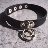 Double O-Ring Collar - Rebel Style Shop - 6