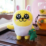 Cartoon Plush Rotating Skin for iPhone