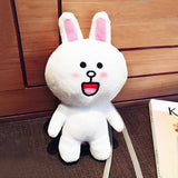 Cartoon Plush Rotating Skin for iPhone - Cell Phone Case - Rebel Style Shop