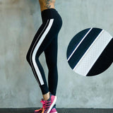 Rebel Style Yoga Leggings