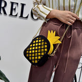Kawaii Pineapple Bag - Bag - Rebel Style Shop