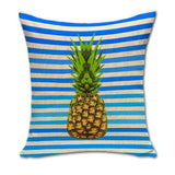 Pineapple Printed Cushion Cover - Rebel Style Shop - 5