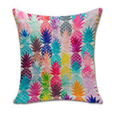 Pineapple Printed Cushion Cover - Cushion Cover - Rebel Style Shop