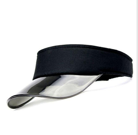 Ultra Violet Protection - Plastic Sun Visor - Visor - Rebel Style Shop