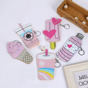 Ice Cream Cute Coin Purse