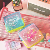 Kawaii Heartbreaker Clear Pouch