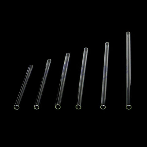 Glass Drinking Straws - Bar Accessories - Rebel Style Shop
