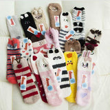 Kawaii 3D Print Animal Socks