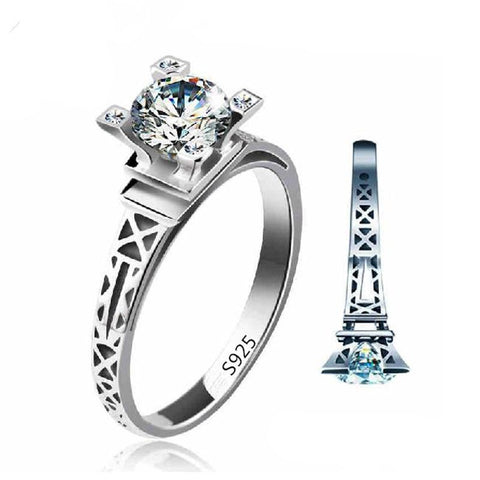 Eiffel Tower Ring - Rebel Style Shop - 1