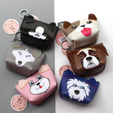 Small Cute Cartoon Dog Coin Bag -  - Rebel Style Shop