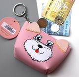 Small Cute Cartoon Dog Coin Bag