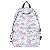 Kawaii Unicorn Design Backpack - Bag - Rebel Style Shop