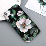 Floral Phone Case for iPhone