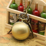 Harry Potter Antique Snitch Necklace