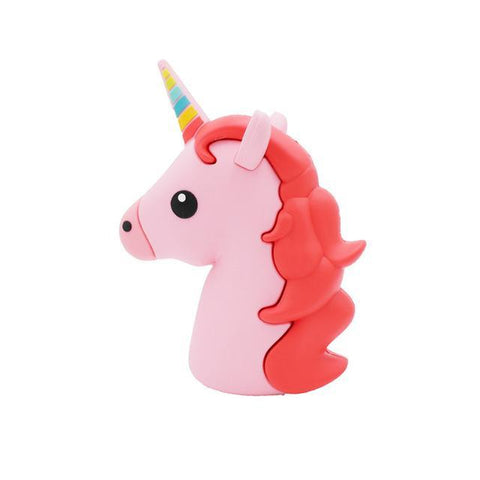 Unicorn Portable External Emergency USB 2000MAH Power Bank - charger - Rebel Style Shop